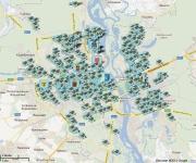 Освітня карта Києва